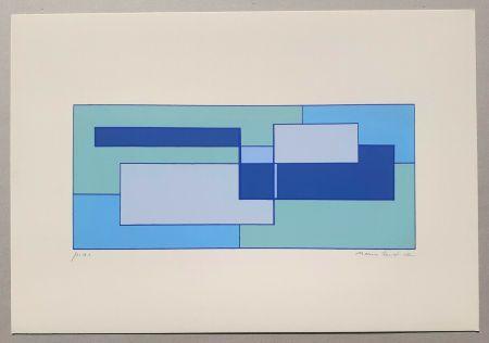 Screenprint Radice - Composizione Tav. 4
