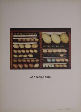 Screenprint Mattiacci - Concezionalità