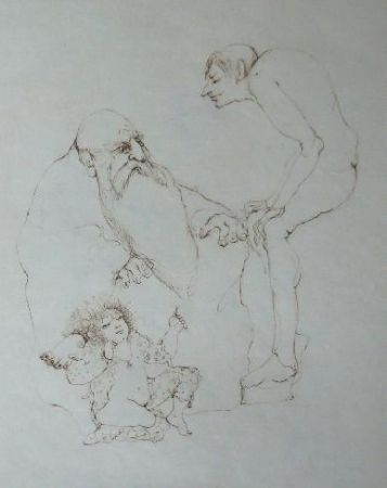 Etching Fini - Concile d'amour