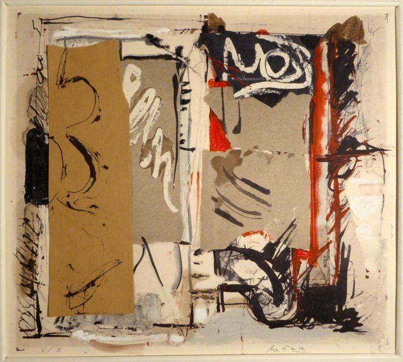 Lithograph Falk -