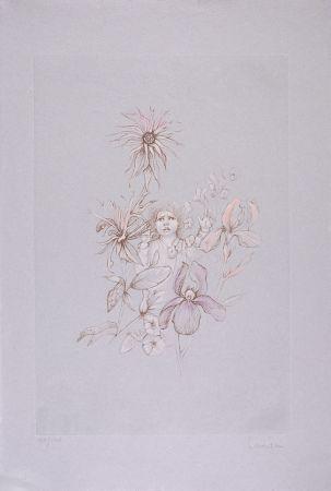 Engraving Fini - Conte de la 672 ème Nuit - IX