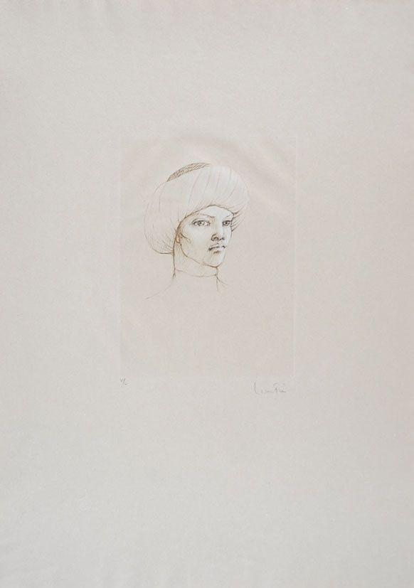 Engraving Fini - Conte de la 672 ème Nuit - XIII