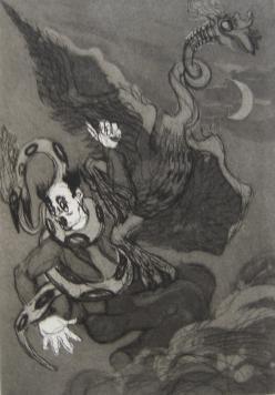 Illustrated Book Villeboeuf  - Contes fantastiques