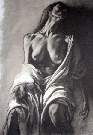 Lithograph Pignon-Ernest - Corps d'extase