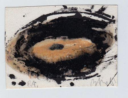 Lithograph Barcelo - Corrida