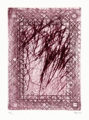 Drypoint Strazza - Cosmate