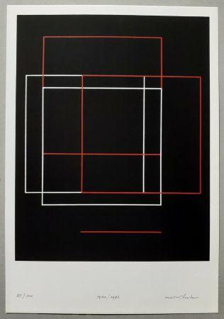 Screenprint Huber - Costruzione su quadrati