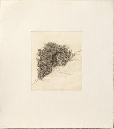 Etching Siena - Cova