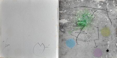 Etching Miró - Création Miró MCMLXI