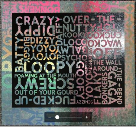 Multiple Bochner - Crazy (with Background Noise)