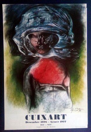 Poster Cuixart - Cuixart Dau al Set 1977