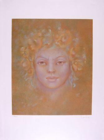 Lithograph Fini - Cynthia