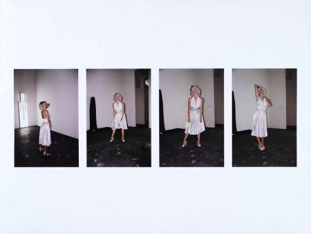 Lithograph Laurette - Déjà-Vu, 2nd international Look-Alike Convention