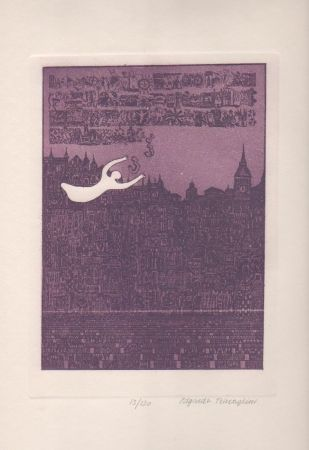 Illustrated Book Travaglini - Da Piccadilly a Westminster