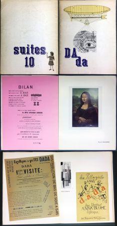 Illustrated Book Duchamp - DAda. Suites 10. Catalogue de la Galerie Krugier (1966)