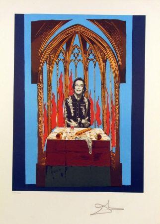 Lithograph Dali - Dali's Inferno