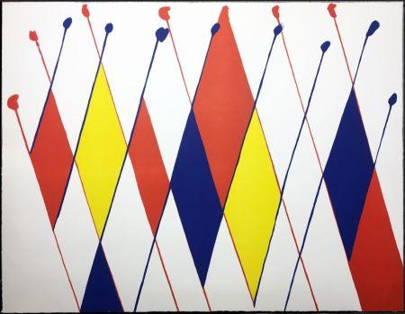 Lithograph Calder -