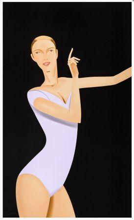 Screenprint Katz - Dancer 1