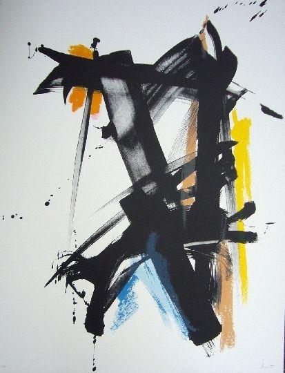 Lithograph Miotte - Danse espiegle