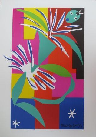 Lithograph Matisse - Danseuse créole