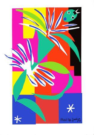 Lithograph Matisse - Danseuse Créole (The Creole Dancer)