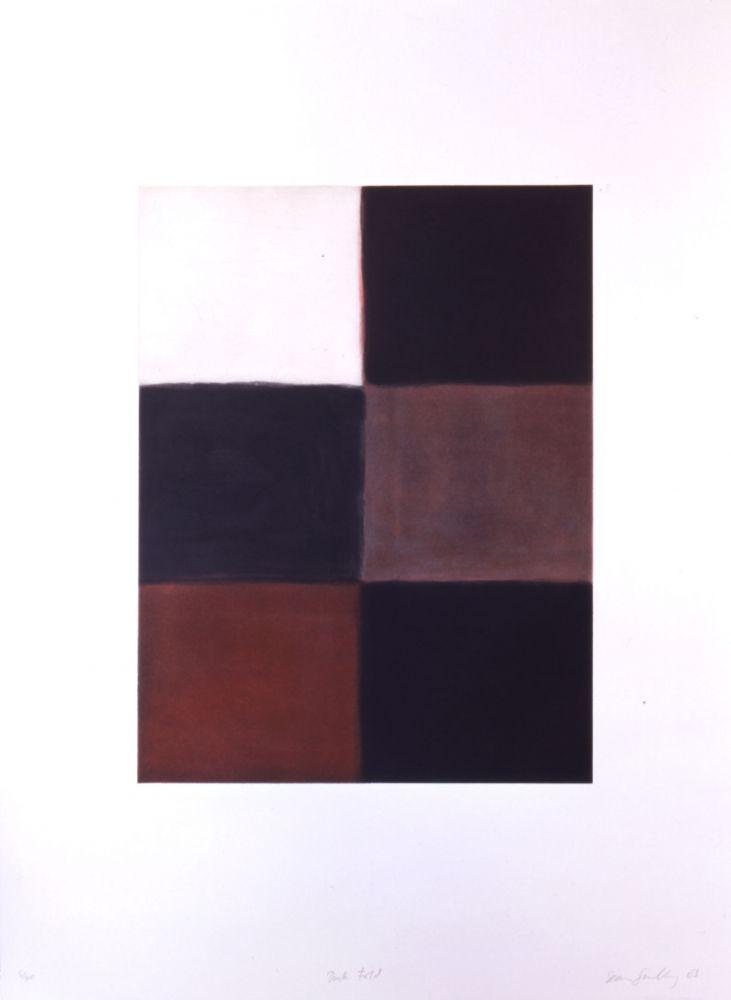 Etching Scully - Dark fold