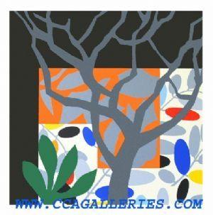 Lithograph Mclean - Darker Deck