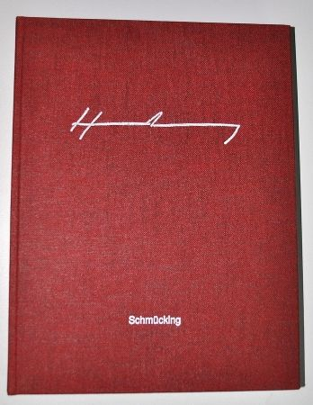 Illustrated Book Hartung - Das grafische Werk
