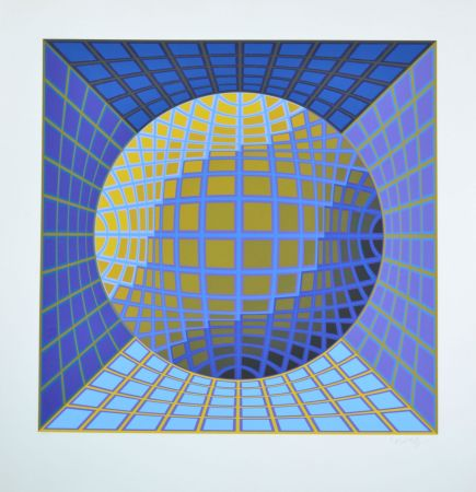 Multiple Vasarely - Dauve