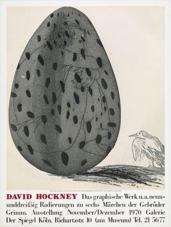 No Technical Hockney - David Hockney Galerie Der Spiegel, Cologne