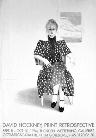 No Technical Hockney - David Hockney, Print Retrospective
