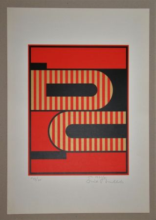Screenprint Buchholz - DC, 1921/71