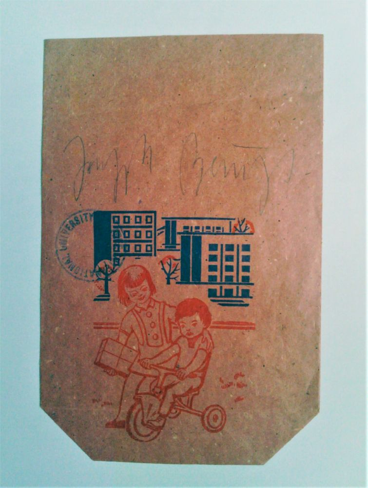 Multiple Beuys - DDR-tute