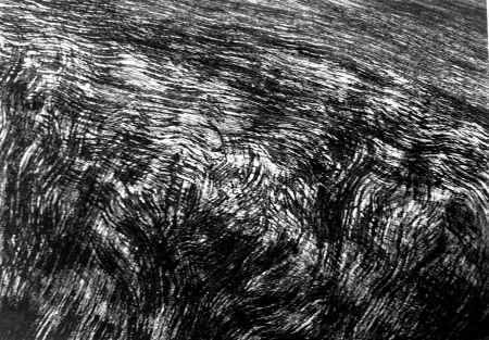 Etching Henry - De bruits d'un vent à jamais