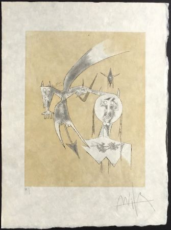 Etching And Aquatint Lam - De Sceve a Diane