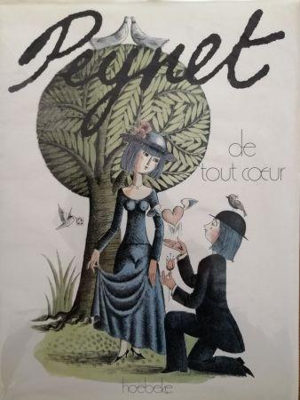 Illustrated Book Peynet - De tout coeur
