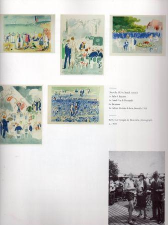 Illustrated Book Van Dongen - Deauville part 2