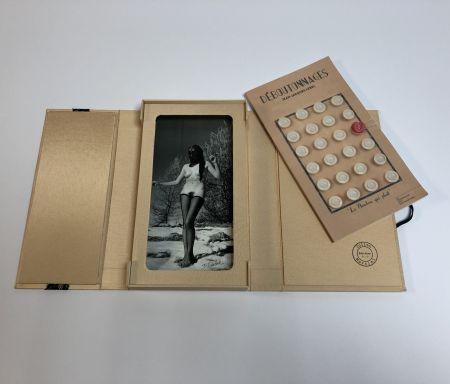 Illustrated Book Lebel - Deboutonnages