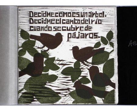 Illustrated Book Brancaforte - Decidme cómo es un árbol