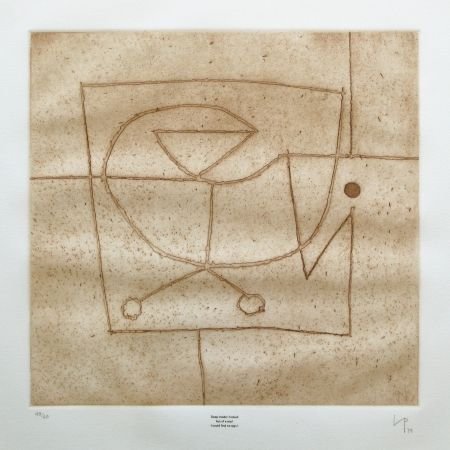 Engraving Pasmore - Deep inside I looked