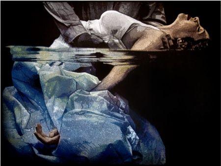 Screenprint Hicks - Deep Sleep