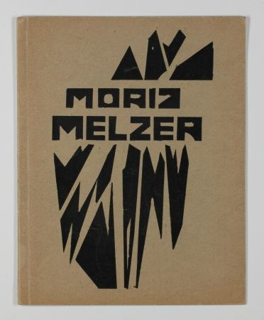 Linocut Melzer - Der Schwarze Turm 6