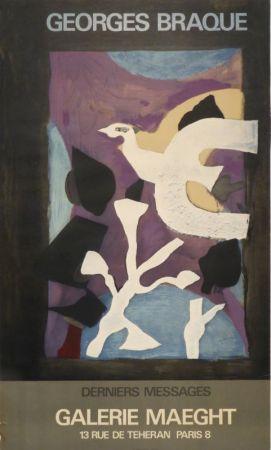 Poster Braque - Derniers Messages