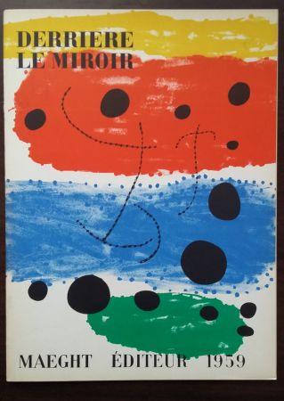 Illustrated Book Miró - DERRIÈRE LE MIROIR N°117