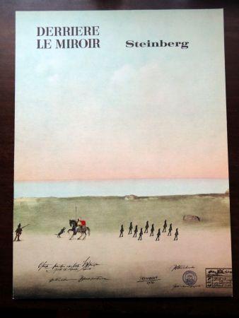 Illustrated Book Steinberg - DERRIÈRE LE MIROIR N°192