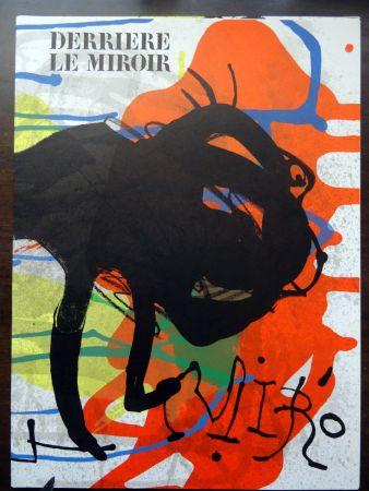 Illustrated Book Miró - DERRIÈRE LE MIROIR N°203 ''SOBRETEIXIMS ET SACS''