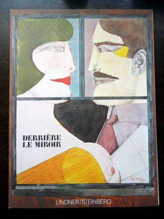 Illustrated Book Steinberg - DERRIÈRE LE MIROIR N°241 ''LINDNER - STEINBERG'