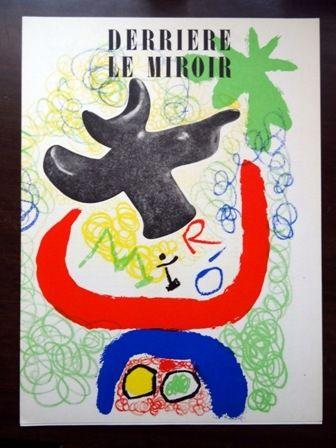 Illustrated Book Miró - DERRIÈRE LE MIROIR N°29 - 30