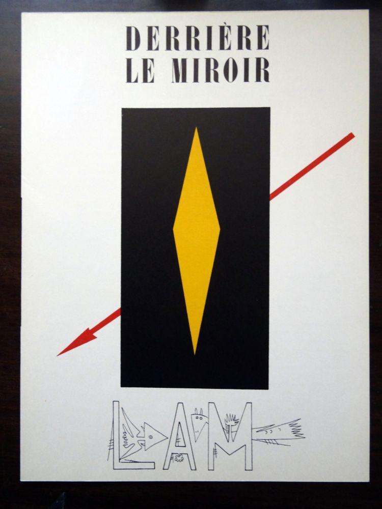 Illustrated Book Lam - DERRIÈRE LE MIROIR N°52