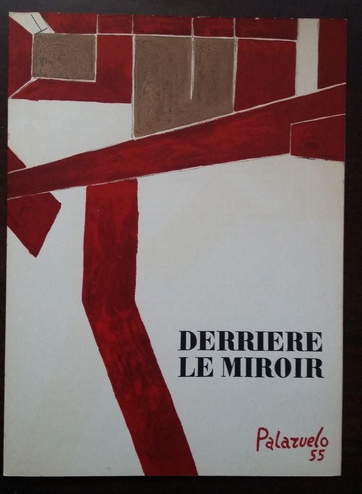 Illustrated Book Palazuelo - DERRIÈRE LE MIROIR N°73